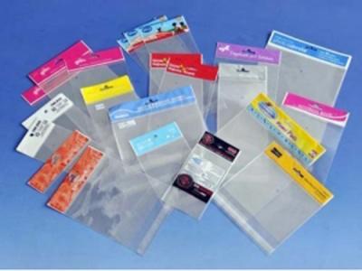 OPP胶袋厂怎么定做服装袋?