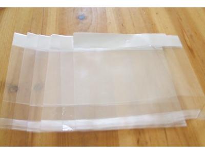 OPP胶袋与PE胶袋为何是透明的?